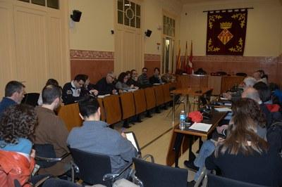 La Mesa de seguimiento de los vertederos se reúne periódicamente para abordar cuestiones relacionadas con este tipo de instalaciones (foto: Localpres).