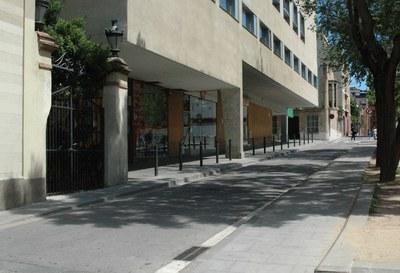El SIAH está ubicado en la calle Prim.