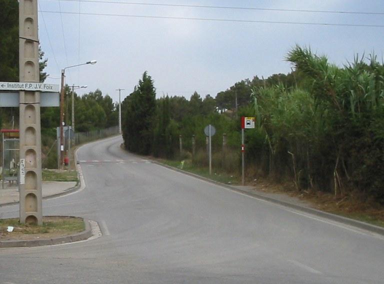 Camino de Ullastrell