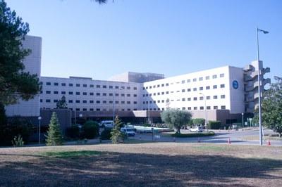 El Hospital Universitari General de Catalunya está ubicado en el término municipal de Sant Cugat del Vallès (foto: Hospital General de Catalunya).