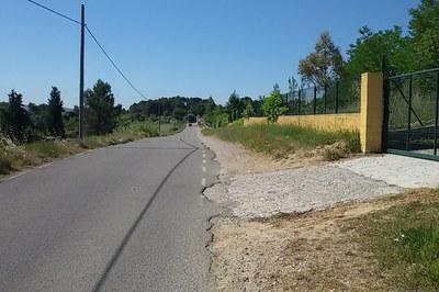 Con esta actuación, el Ayuntamiento pretende mejorar la seguridad de la circulación en estos tramos.