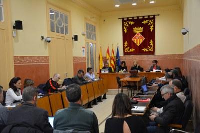 La comisión de seguimiento se ha reunido este miércoles (foto: Ajuntament).