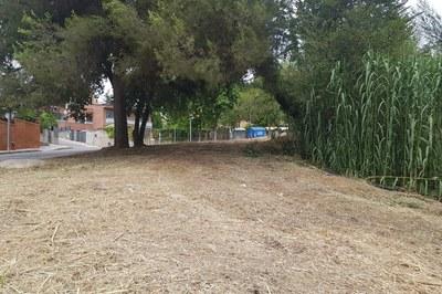 Las tareas se han realizado en varias urbanizaciones (foto: Ayuntamiento de Rubí).