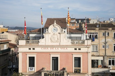 El pleno tendrá lugar este jueves a las 17 h (Foto: Ayuntamiento / Localpres).