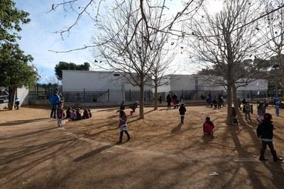 Escuela del Bosc (foto: Localpres).