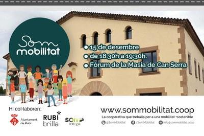 El Ayuntamiento impulsa un grupo local de la cooperativa e movilidad eléctrica compartida 'Som Mobilitat'.