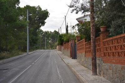 Entre otros, se actuará en Castellnou (foto: Ayuntamiento).