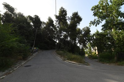 Uno de los puntos donde se actuará es la calle Desmond Tutu, en Can Barceló (foto: Ayuntamiento de Rubí - Localpres).