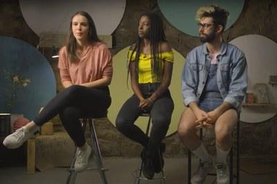 """Una de las actividades propuestas trata la sexualidad en la adolescencia a través de la serie documental """"Sexis""""."""