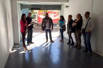 El Ayuntamiento organiza encuentros con franquicias interesadas en implantarse en Rubí.