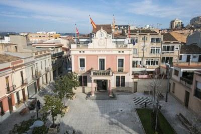 La petición se puede firmar en www.change.org o de forma presencial en el Ayuntamiento (foto: Ayuntamiento – Lali Puig).