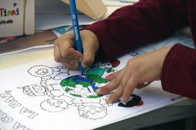 El plan hace hincapié en la pedagogía a través de la educación para el desarrollo (foto: Localpres).