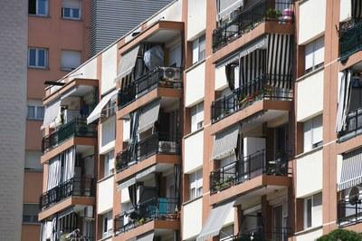 La Mesa por el Derecho a la Vivienda aborda diferentes cuestiones relacionadas con esta materia (foto: Ayuntamiento de Rubí).