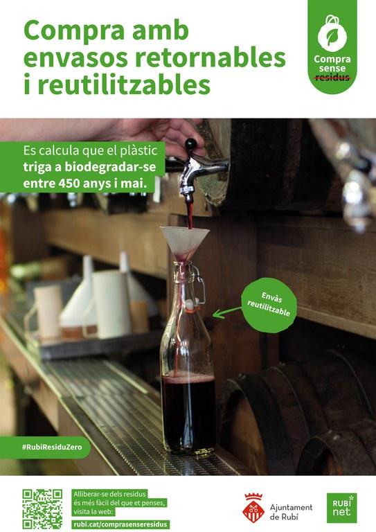 Diseño de la campaña (foto: Ayuntamiento de Rubí)