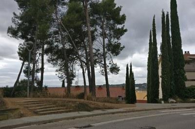 Las obras de Els Nius han sido unas de las que han quedado paradas por causas ajenas al Consistorio (foto: Ayuntamiento de Rubí).