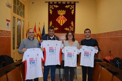 El 7º BFAST Duatlón de Rubí se ha presentado este jueves (foto: Ayuntamiento de Rubí).