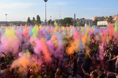 La imagen de la Fiesta Mayor se decidirá próximamente (foto: Ayuntamiento - Localpres).