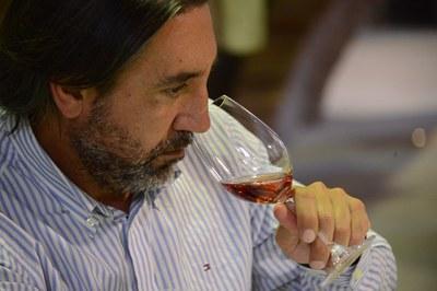 El jurado tiene la misión de evaluar los mejores vinos de Cataluña en cada una de las categorías (foto: Localpres)