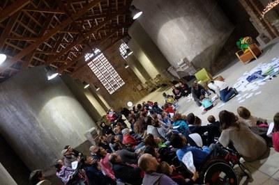 El Celler mantiene su programación mensual de actividades familiares (foto: Localpres).