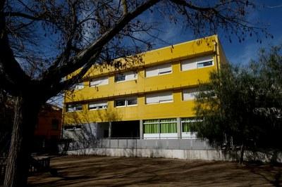 Centro de Educación Especial de Ca n'Oriol (foto: Localpres).