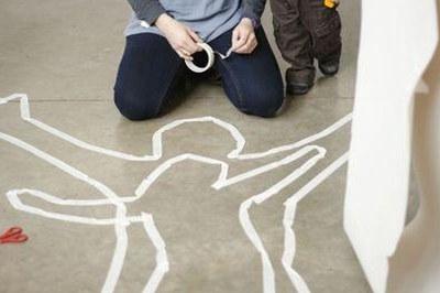 "Actividad ""El cuerpo en el espacio"" (foto: Experimentem amb l'ART)."