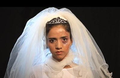 """""""Sonita"""" relata la experiencia de una chica afgana que entra en Irán sin papeles y quiere convertirse en rapera."""