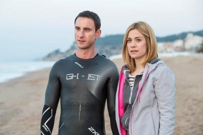 Dani Rovira y Alexandra Jiménez interpretan a la pareja protagonista.