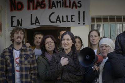 """Sílvia Pérez Cruz es una de las protagonistas de """"Cerca de tu casa""""."""