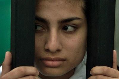 """Un fotograma de """"La dona il·legal""""."""