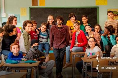 """David Verdaguer interpreta al profesor protagonista de """"Uno para todos""""."""