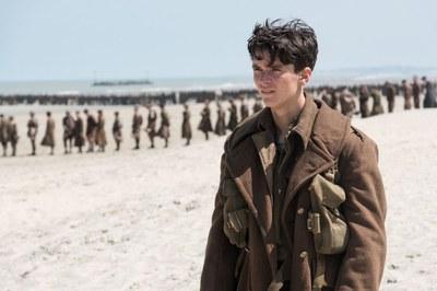"""El drama bélico """"Dunkerque"""" es uno de los principales reclamos de la programación."""