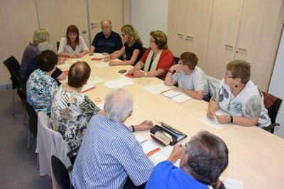 Última reunión del Consejo de la Gente Mayor (foto: Localpres).