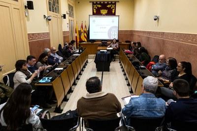 El Consejo Municipal de Salud se ha celebrado este lunes en el Ayuntamiento (foto: Ayuntamiento de Rubí - Localpres).