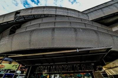 El Mercado en una imagen de archivo (foto: Ayuntamiento de Rubí – Localpres).