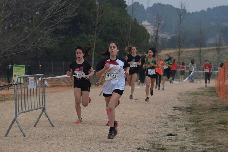 El Cros Escolar ha consistido en una docena de carreras (foto: Localpres)