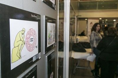 La actividad tendrá lugar en la biblioteca (foto: Ayuntamiento de Rubí).