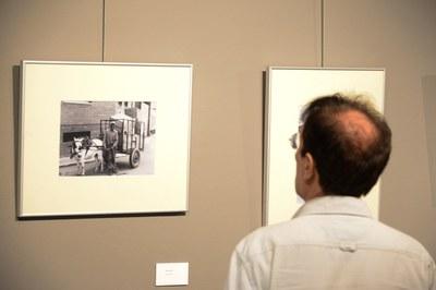 La exposición se puede ver en la Antiga Estació (foto: Localpres)