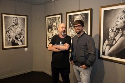 Pepe Farrés y Moisés Rodríguez (foto: Localpres).