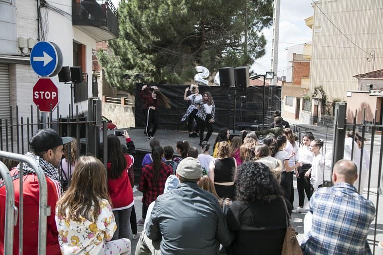 También ha habido exhibiciones de K-Pop y Street dance (foto: Ayuntamiento – Lali Puig)