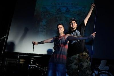 Actuación de Gran Pueblo (foto: Localpres)