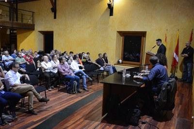 Laura El-Tantawy ha atraído un gran número de público (foto: Localpres)