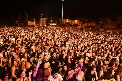 Unas 5.000 personas han pasado por el Escardívol (foto: Localpres).