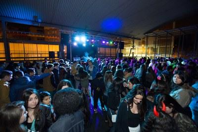 El baile de Carnaval (foto: Localpres)
