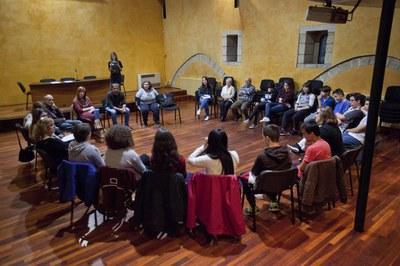 El encuentro se ha celebrado en el Museo Municipal Castell (foto: Localpres).