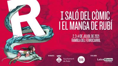 Cartel promocional del Salón (foto: Ayuntamiento de Rubí).