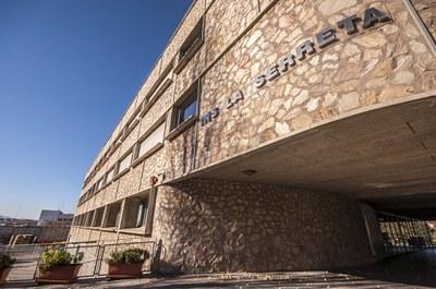 Imagen de archivo de La Serreta (foto. Ayuntamiento de Rubí – César Font).