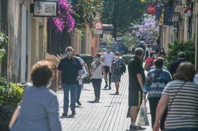 El objetivo final de estas subvenciones es fomentar la continuidad del tejido comercial local y de proximidad (foto: Ayuntamiento de Rubí - Locapres).