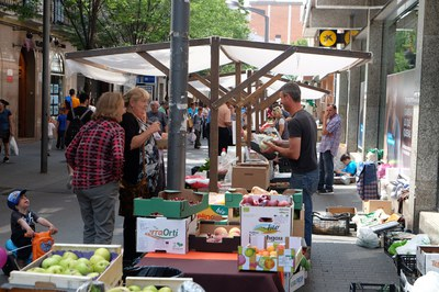 Mercado Ecológico del Vallés (foto: Localpres)