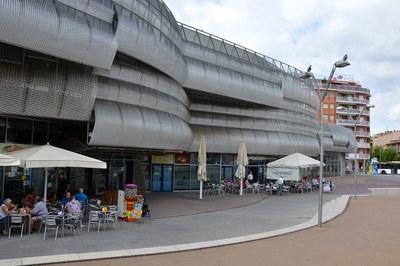 Estas obras en el Mercado no interferirán en la actividad comercial (foto: Ayuntamiento - Localpres).