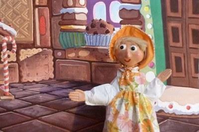 """""""Hansel i Gretel"""" es el espectáculo programado para este domingo (foto: Titelles Vergès)."""